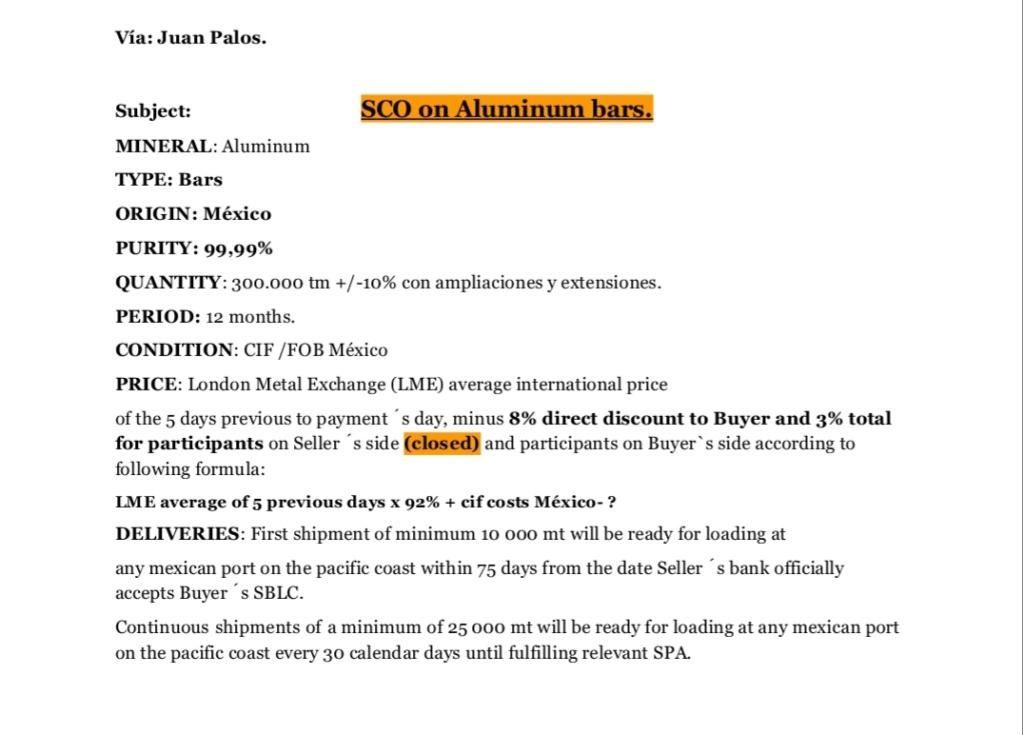 Offer ALuminium  BARS Img-2012
