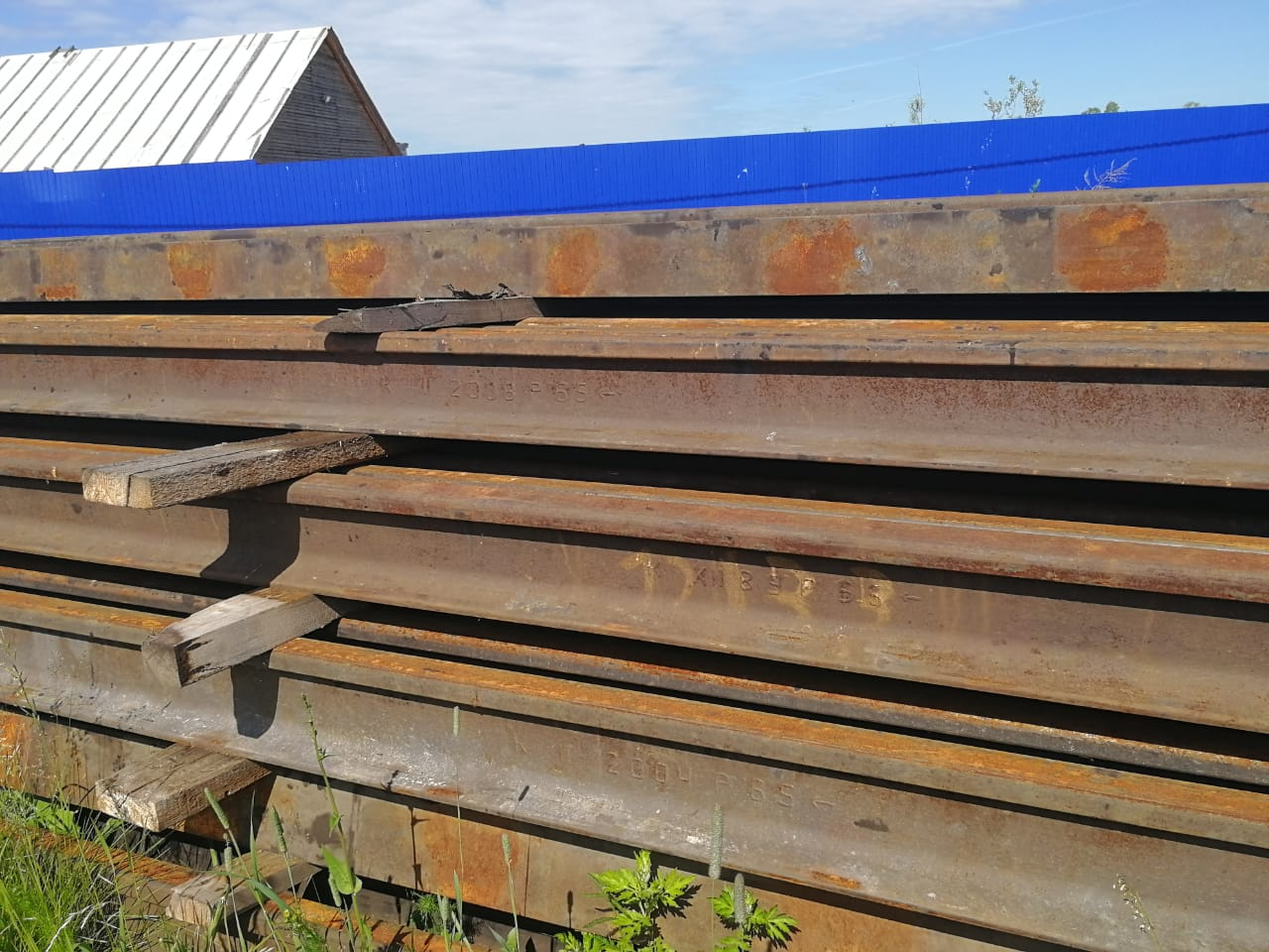 Offer  USED RAILS  , USED NEW  ,  Img-2032