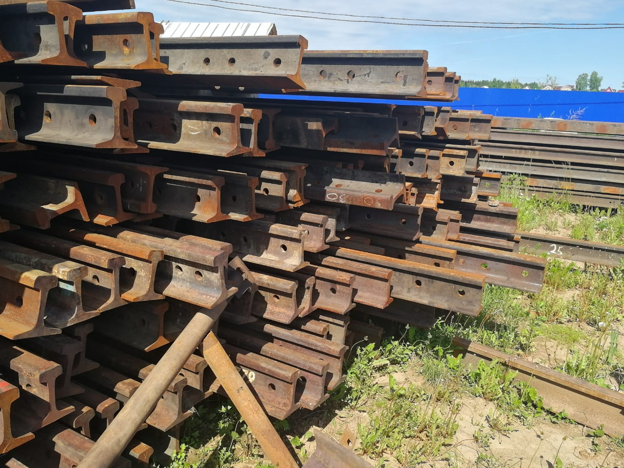 Offer  USED RAILS  , USED NEW  ,  Img-2033