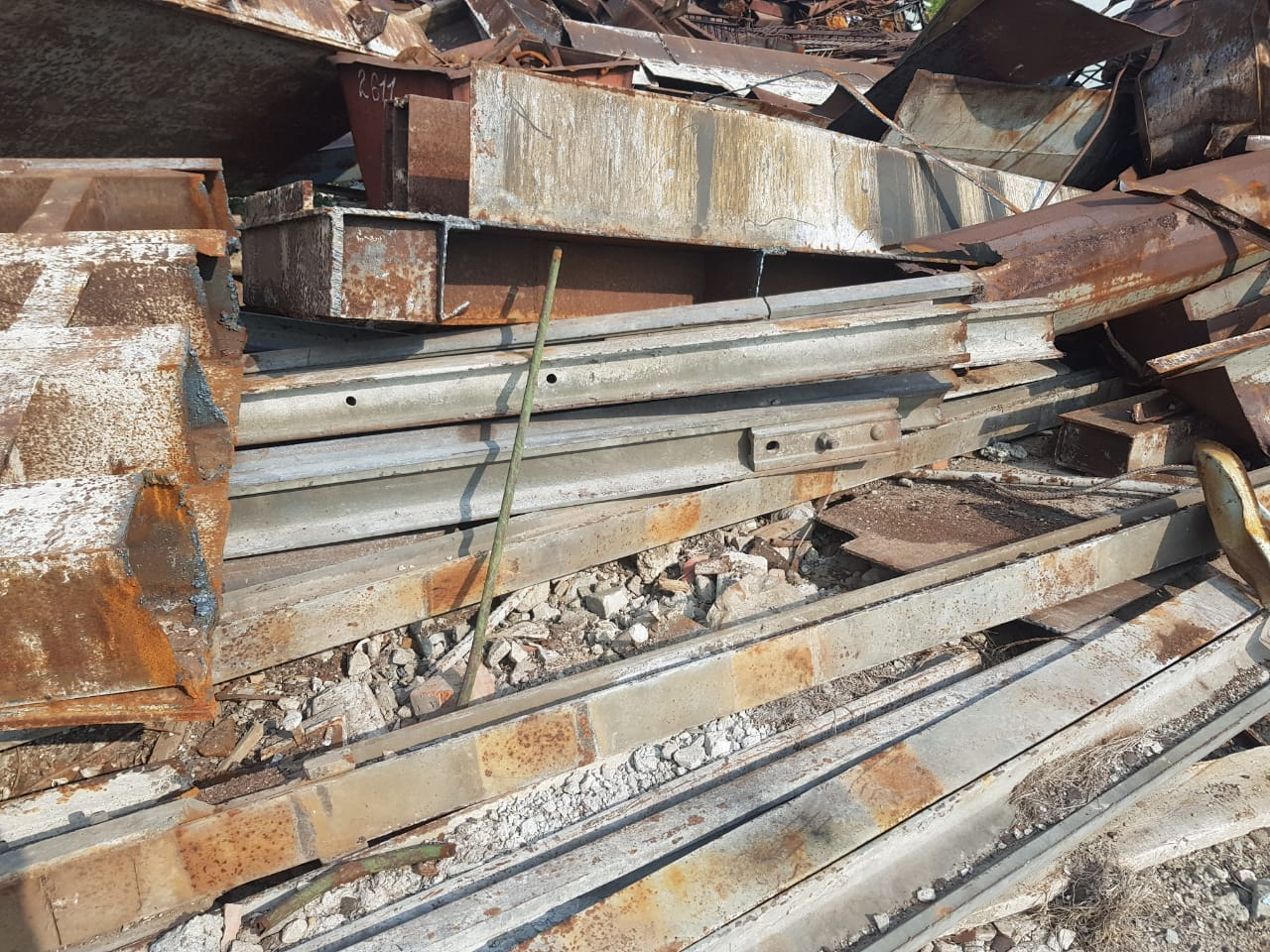 Offer  USED RAILS  , USED NEW  ,  Img-2034