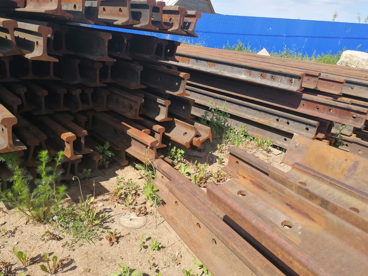 Offer  USED RAILS  , USED NEW  ,  Img-2035