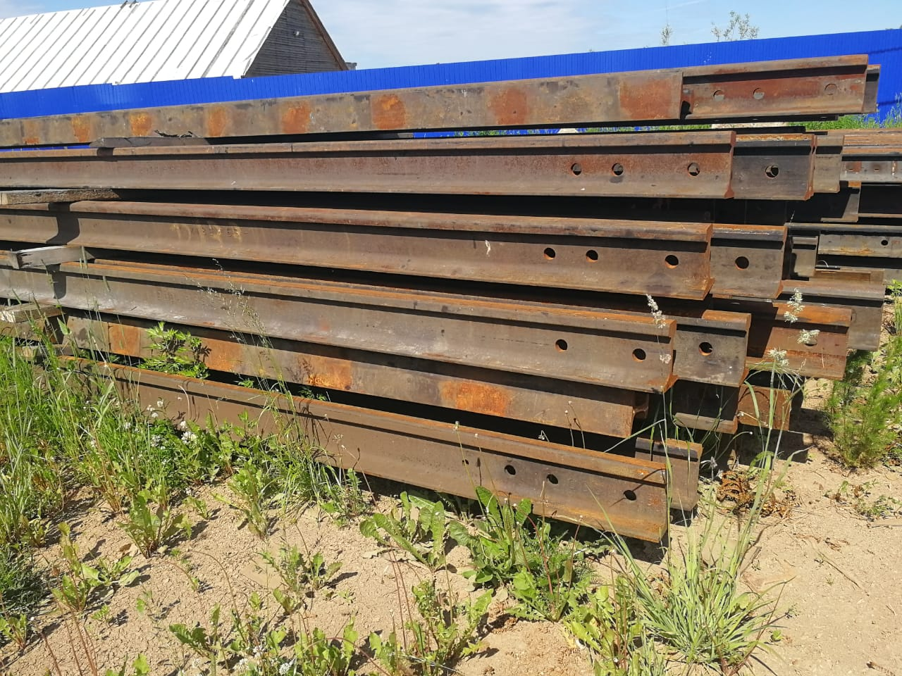 Offer  USED RAILS  , USED NEW  ,  Img-2036