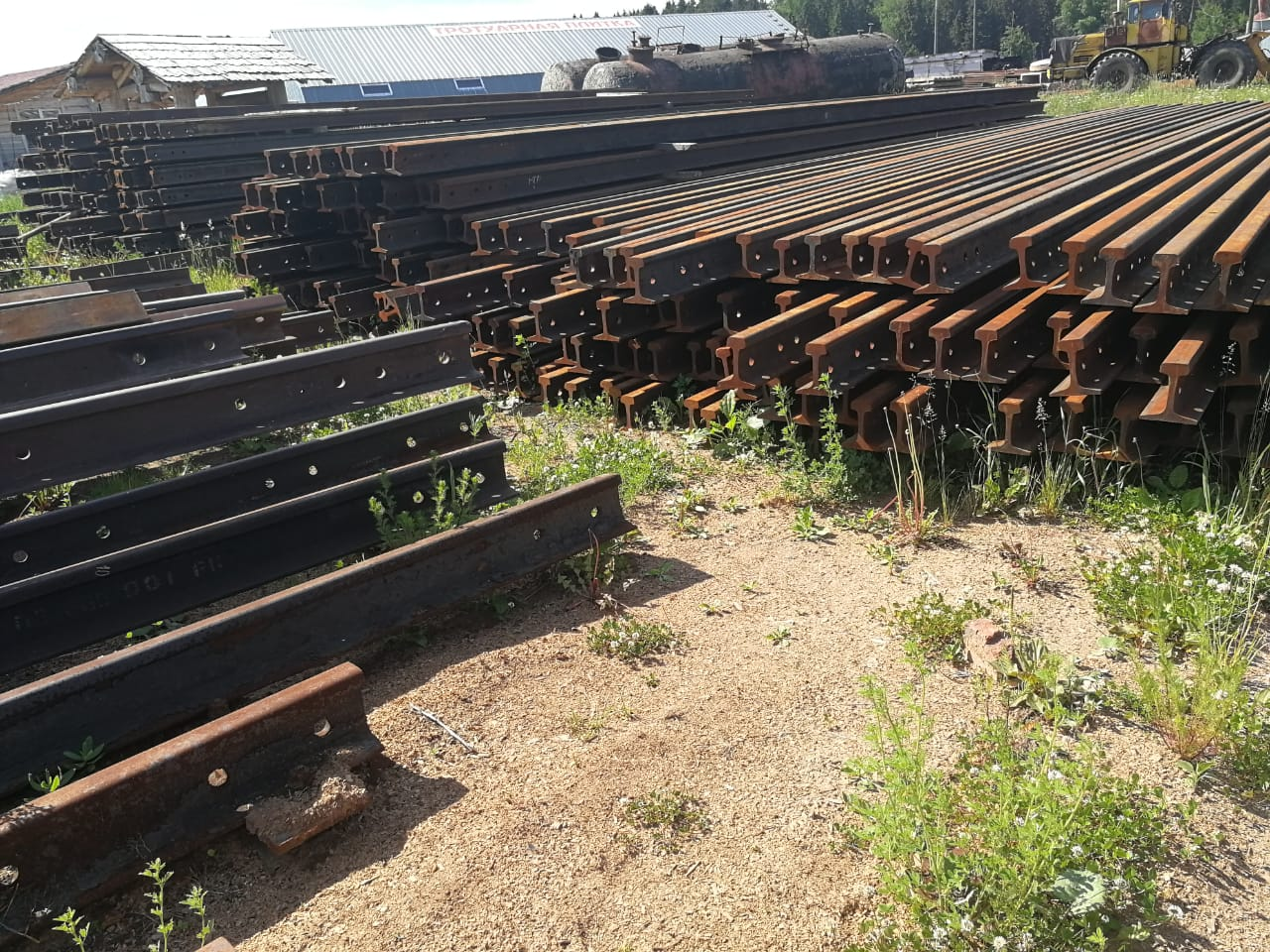 Offer  USED RAILS  , USED NEW  ,  Img-2037