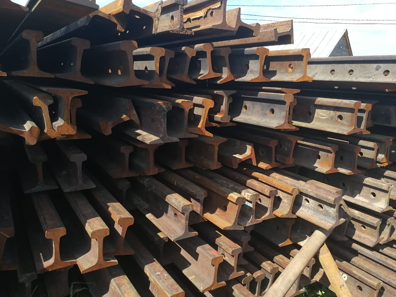 Offer  USED RAILS  , USED NEW  ,  Img-2038