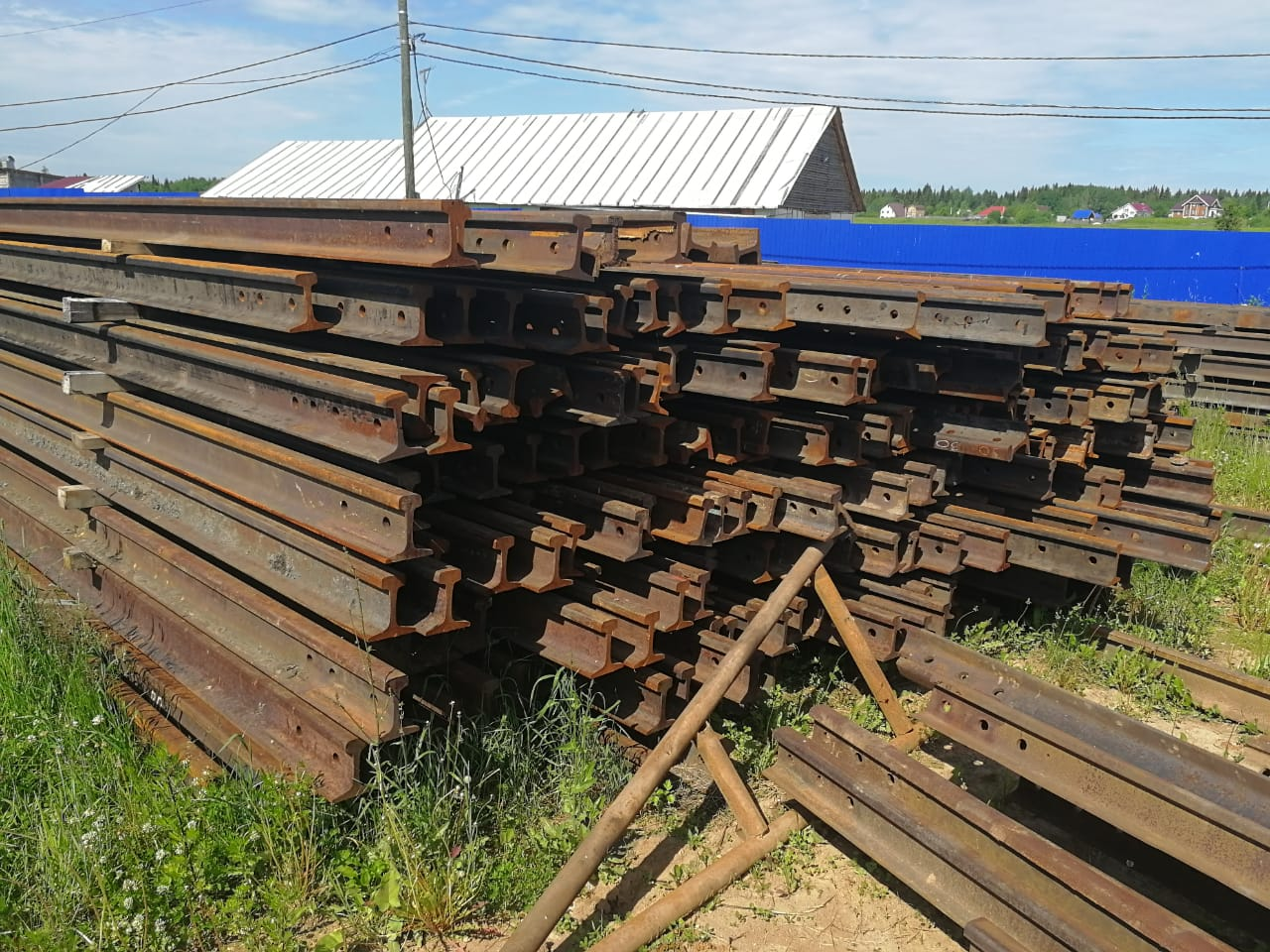 Offer  USED RAILS  , USED NEW  ,  Img-2040