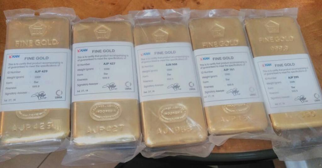 Offer  Indonesia  Gold 4.000 kg   Indone10