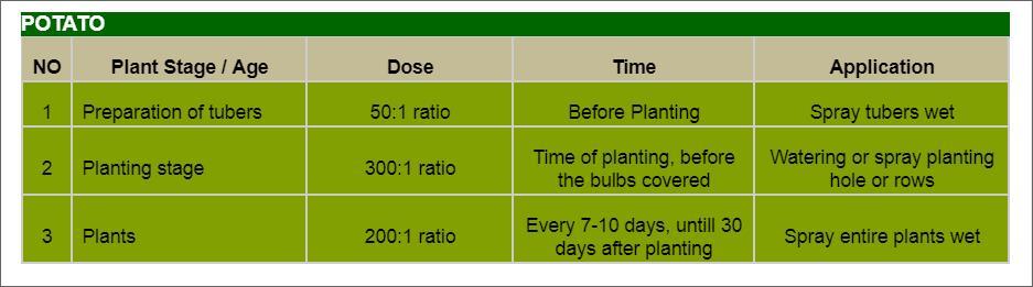 Offer    Aloe Vera Organic Fertilizer Liquid Concentrate  Potato10