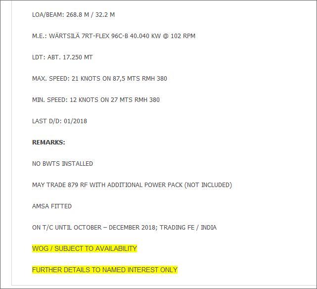 Portacontenedores:  for buyer   V04_a011