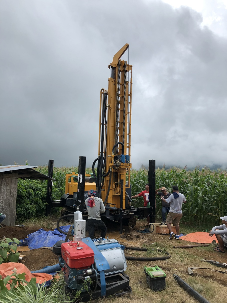Offer water well drilling rig Water_12