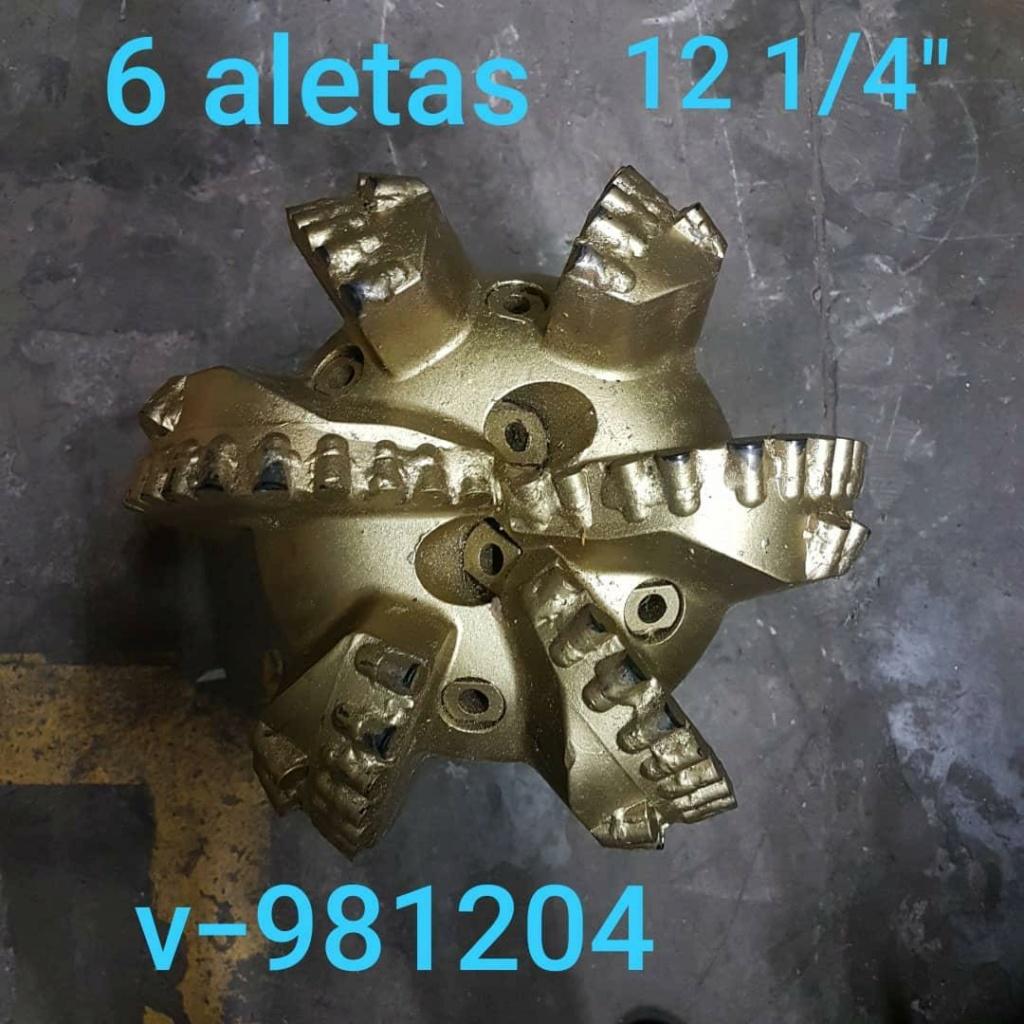 Drilling   +++ RELACION DE MECHAS PDC Y DIAMANTE NATURAL Whats117