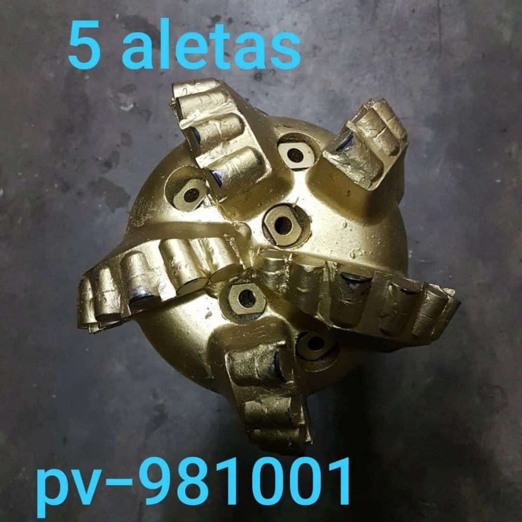 Drilling   +++ RELACION DE MECHAS PDC Y DIAMANTE NATURAL Whats131