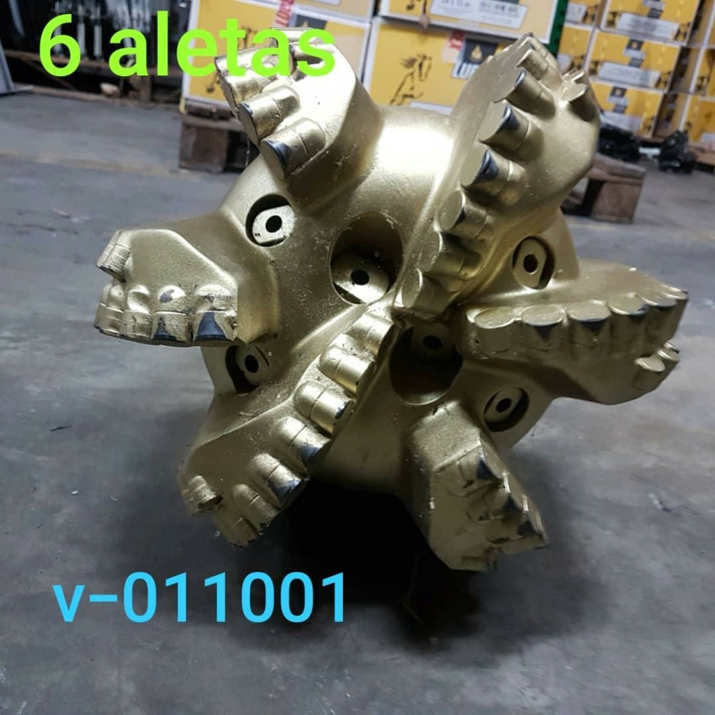 Drilling   +++ RELACION DE MECHAS PDC Y DIAMANTE NATURAL Whats133