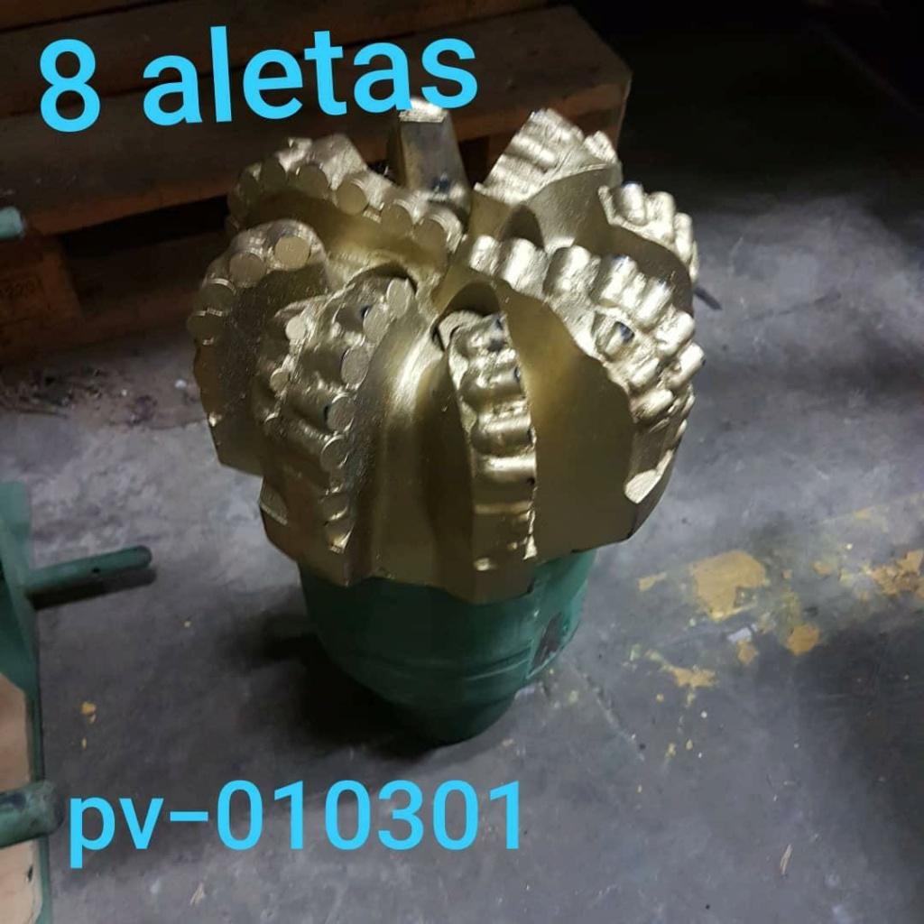 Drilling   +++ RELACION DE MECHAS PDC Y DIAMANTE NATURAL Whats137