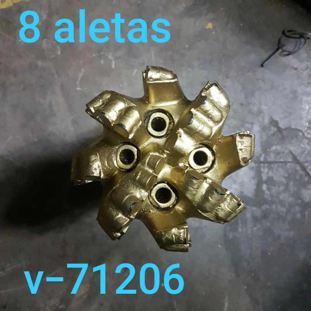 Drilling   +++ RELACION DE MECHAS PDC Y DIAMANTE NATURAL Whats140