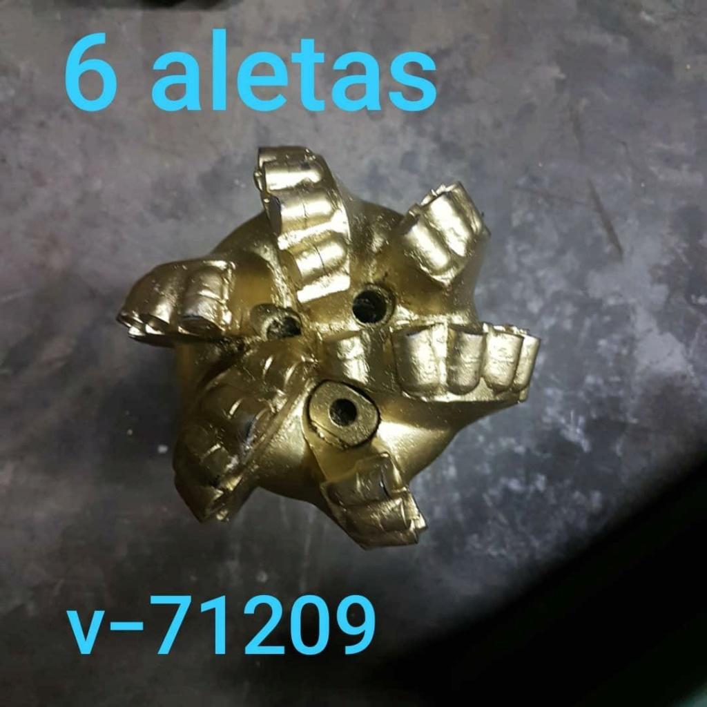 Drilling   +++ RELACION DE MECHAS PDC Y DIAMANTE NATURAL Whats141
