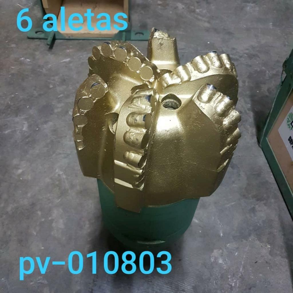 Drilling   +++ RELACION DE MECHAS PDC Y DIAMANTE NATURAL Whats146