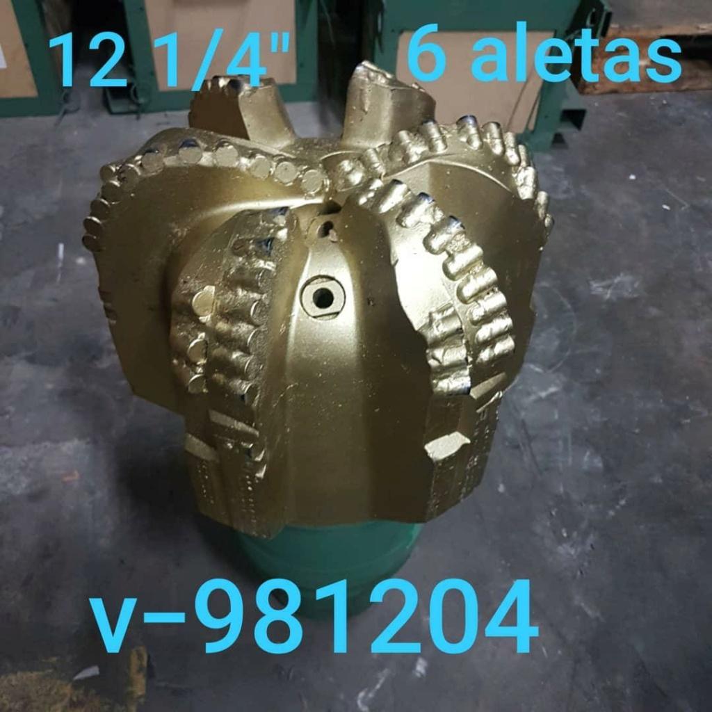 Drilling   +++ RELACION DE MECHAS PDC Y DIAMANTE NATURAL Whats154
