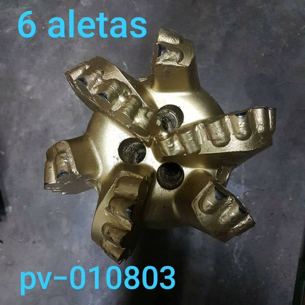 Drilling   +++ RELACION DE MECHAS PDC Y DIAMANTE NATURAL Whats156
