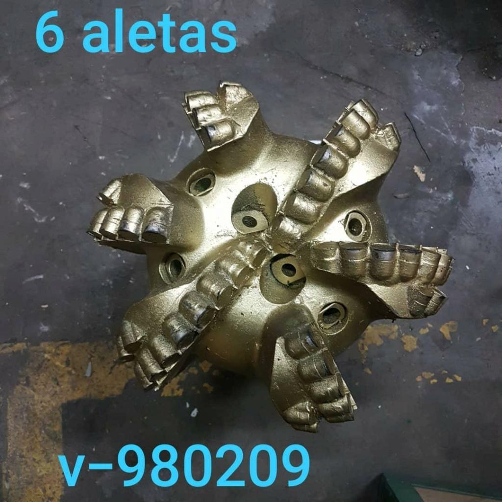 Drilling   +++ RELACION DE MECHAS PDC Y DIAMANTE NATURAL Whats160