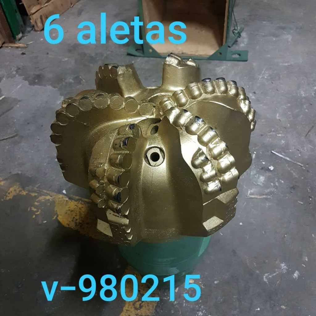 Drilling   +++ RELACION DE MECHAS PDC Y DIAMANTE NATURAL Whats166