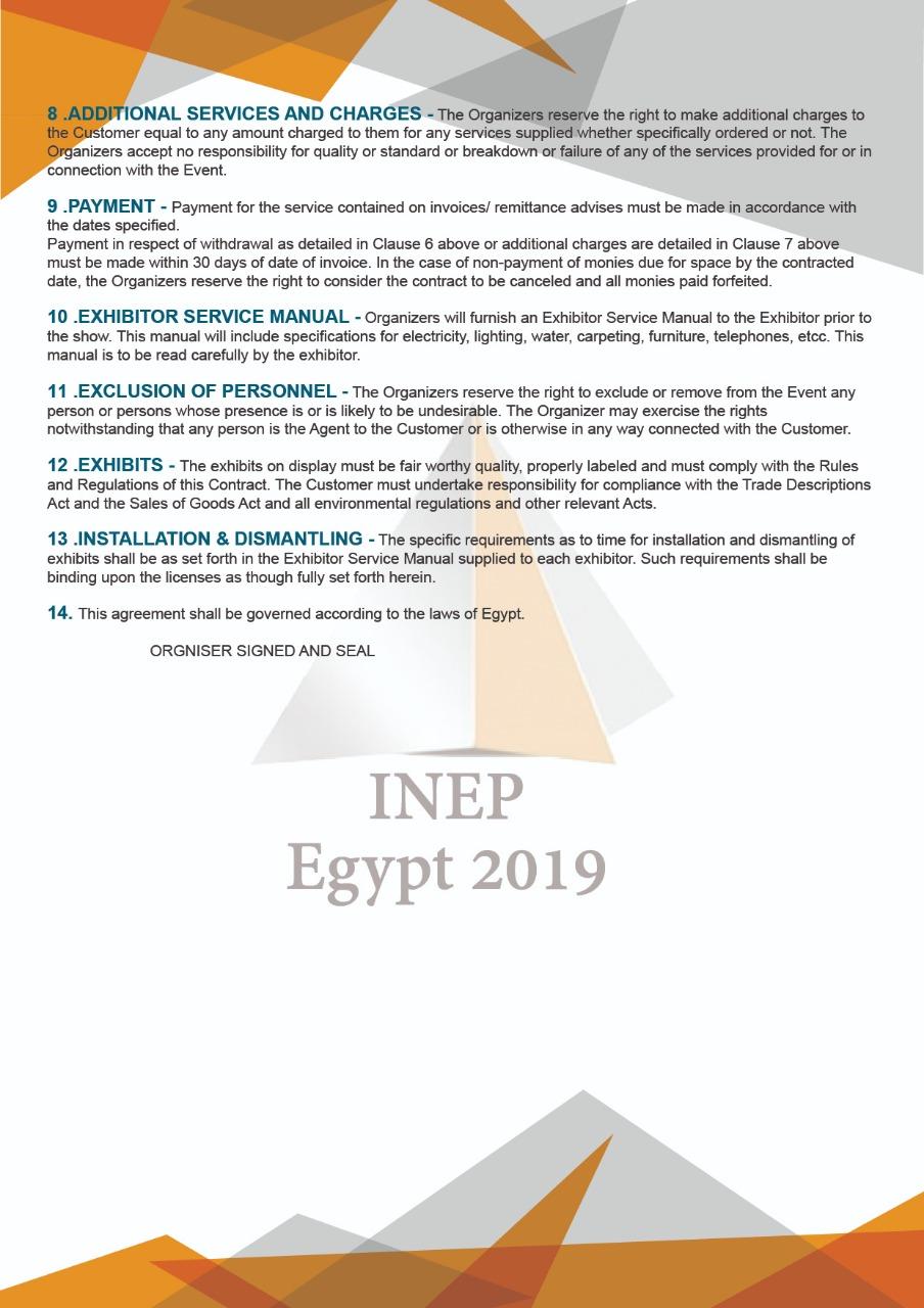 Exibition Egypt  2019   Whatsa51