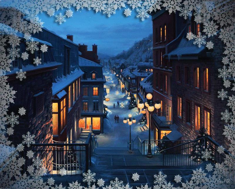 Belles images paysages hivernal  0781c910