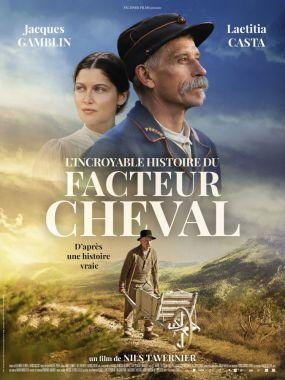 CINEMA: L'INCROYABLE HISTOIRE DU FACTEUR CHEVAL 120x1610