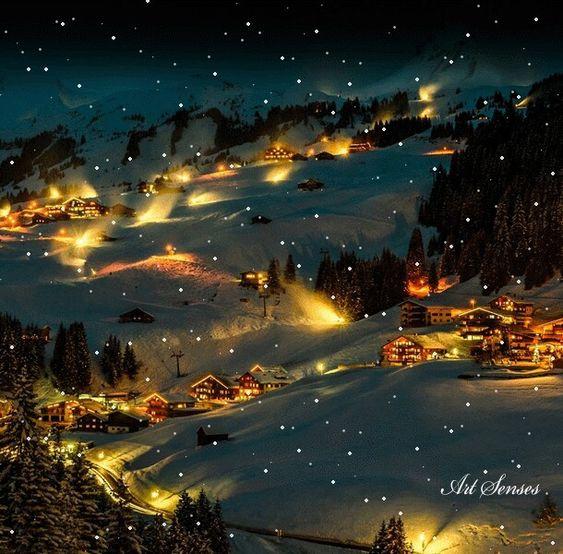 Belles images paysages hivernal  15a9af10