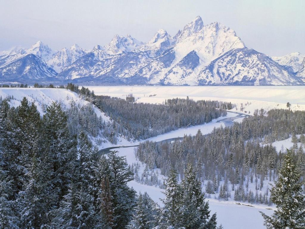Belles images paysages hivernal  - Page 2 20111213
