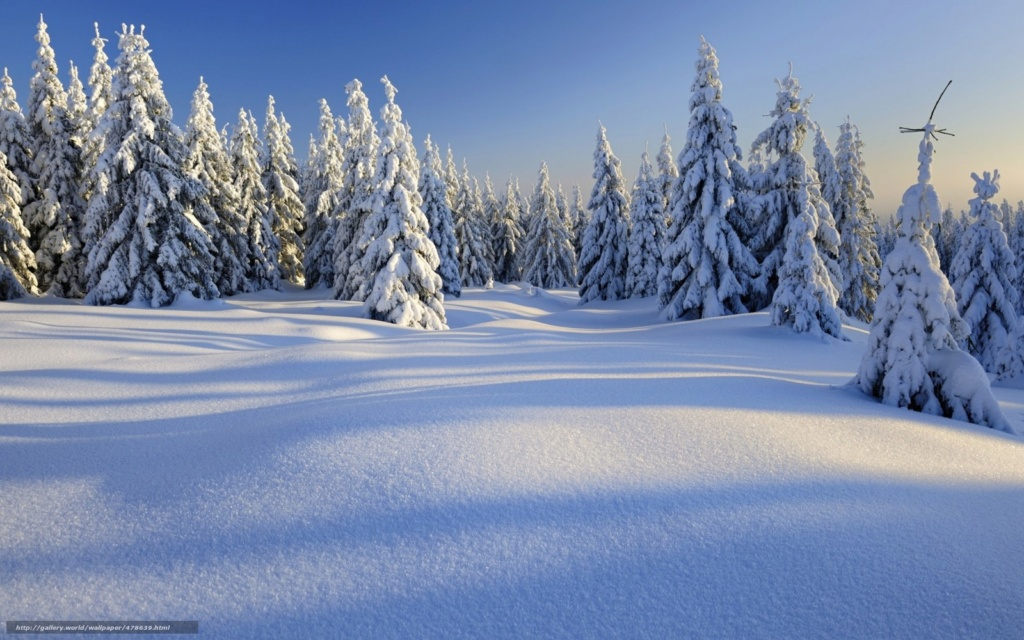 Belles images paysages hivernal  47863910