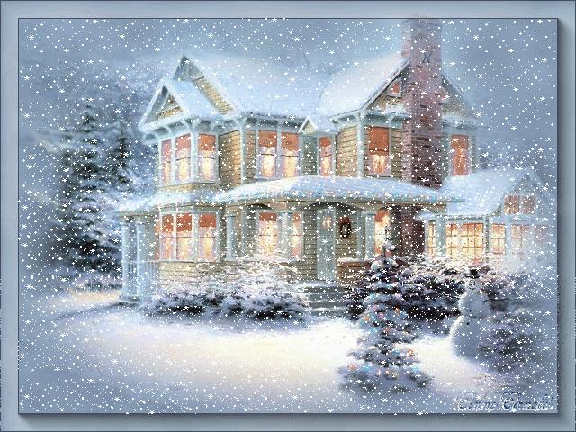 Belles images paysages hivernal  7dd49510