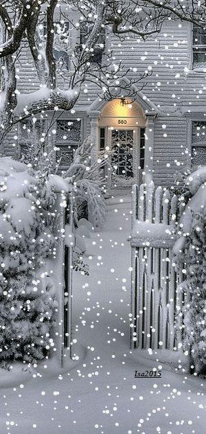 Belles images paysages hivernal  95c99210