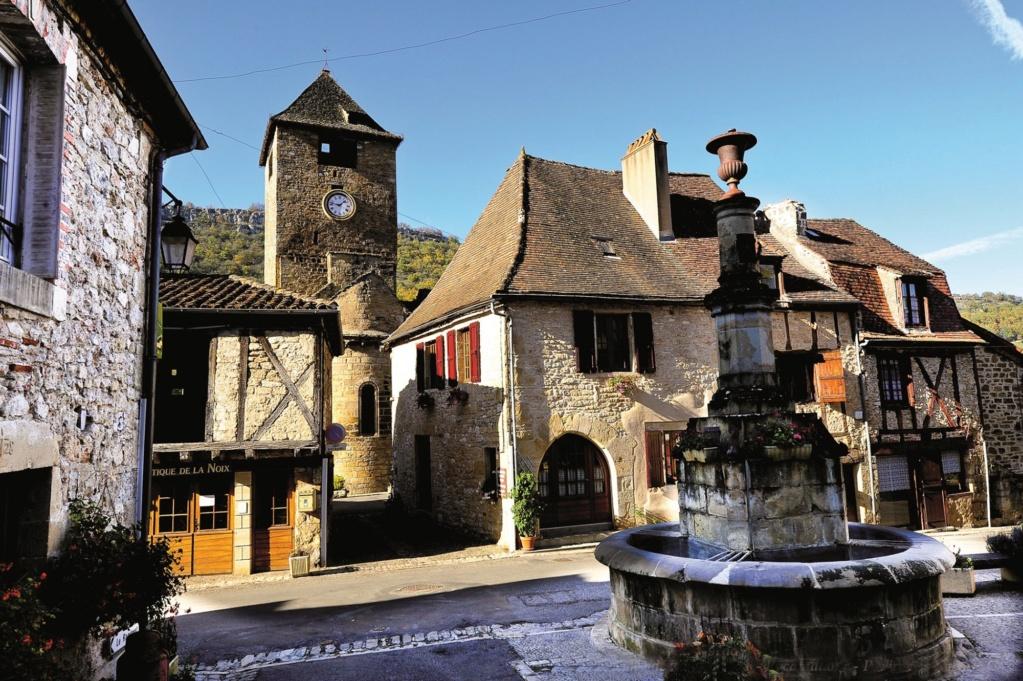 Les plus beaux villages de France  Autoir10