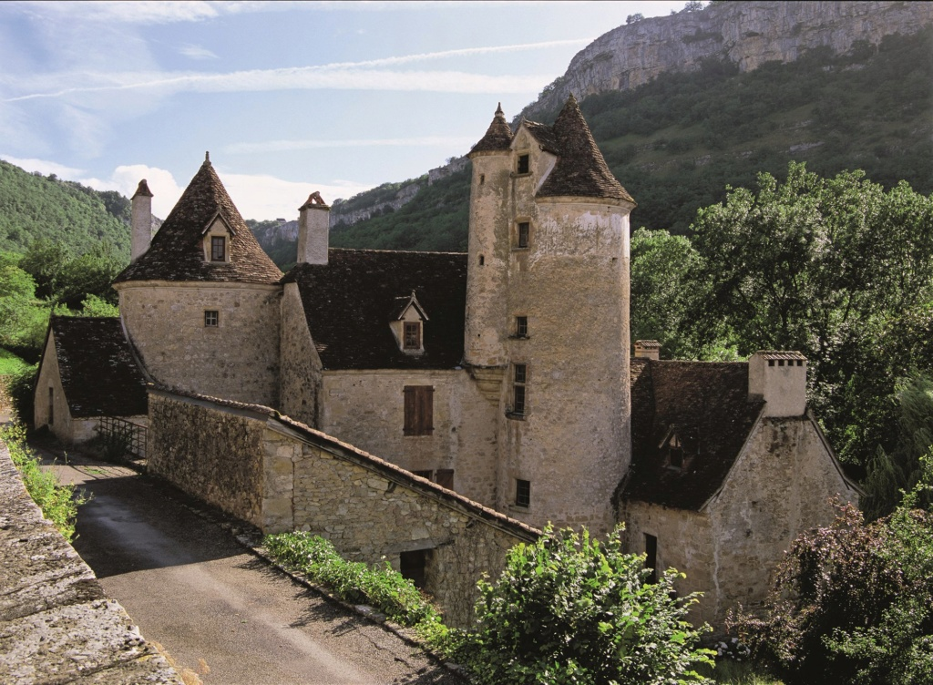 Les plus beaux villages de France  Autoir12