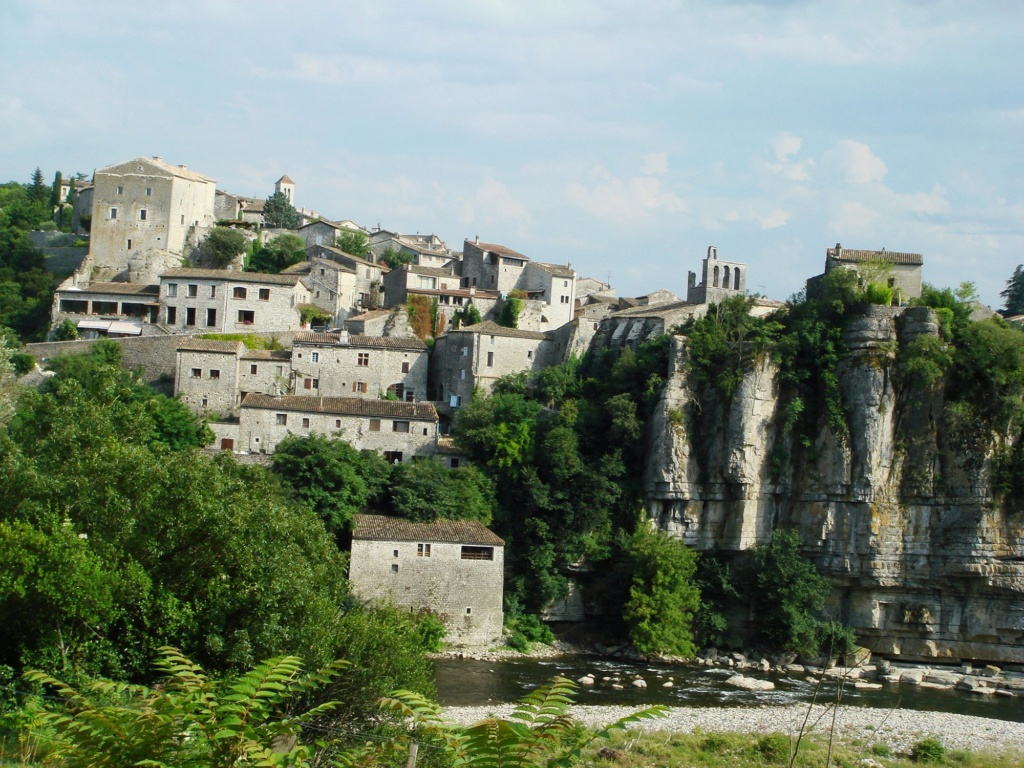 Les plus beaux villages de France  Balazu12
