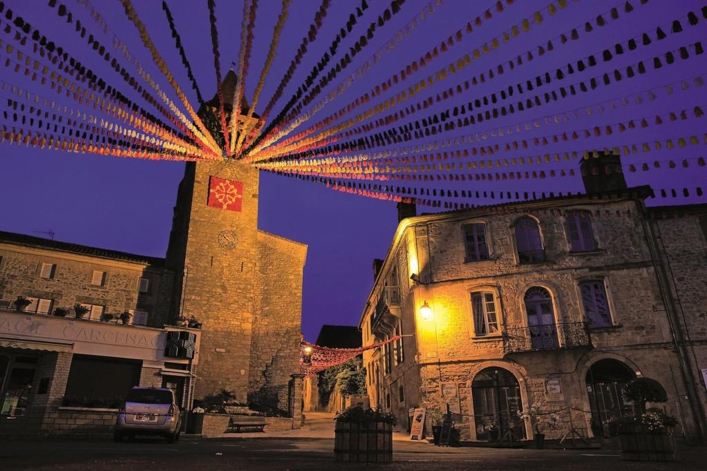 Les plus beaux villages de France  Belves10