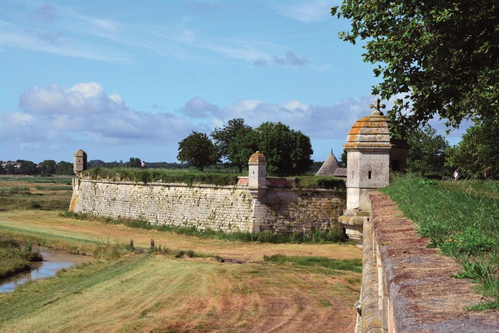 Les plus beaux villages de France  - Page 2 Brouag12