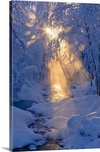 Belles images paysages hivernal  - Page 2 Ce6ba210