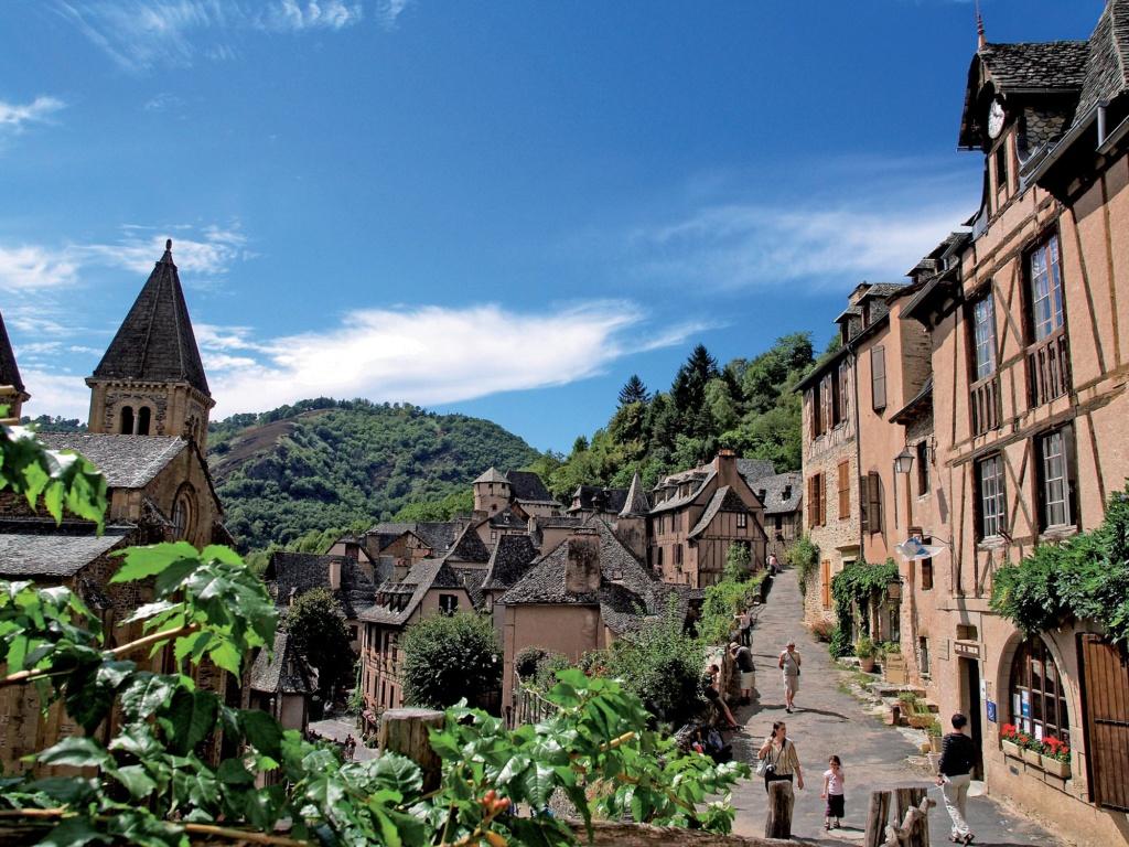 Les plus beaux villages de France  - Page 2 Conque10