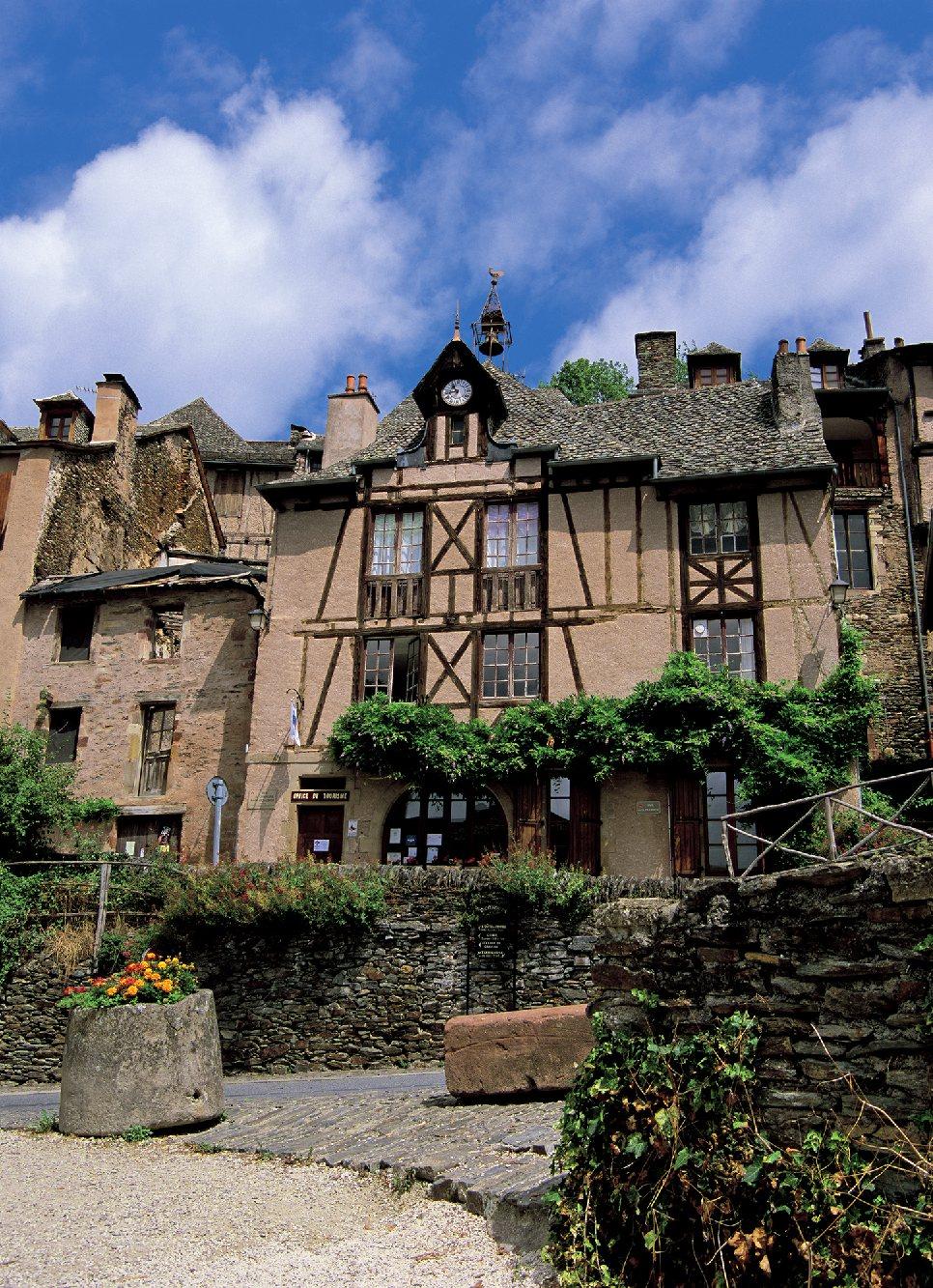Les plus beaux villages de France  - Page 2 Conque12