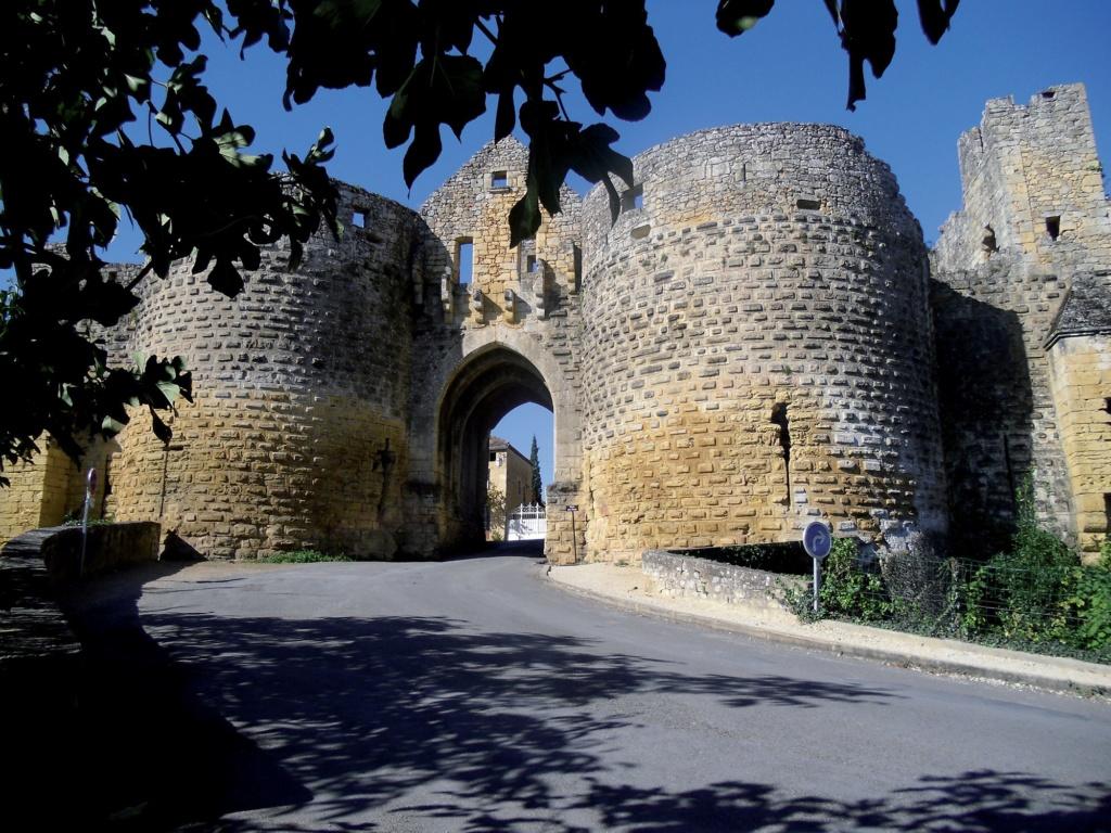 Les plus beaux villages de France  - Page 2 Domme-11