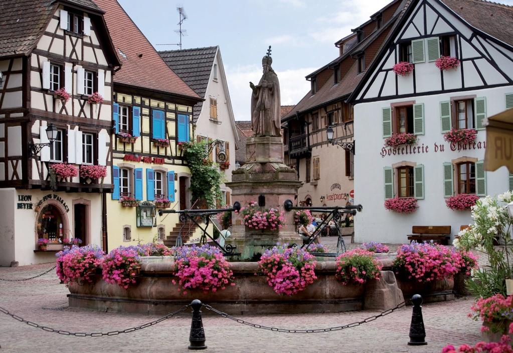 Les plus beaux villages de France  - Page 3 Eguish10
