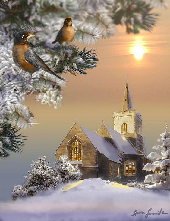 Belles images paysages hivernal  - Page 2 F63af110