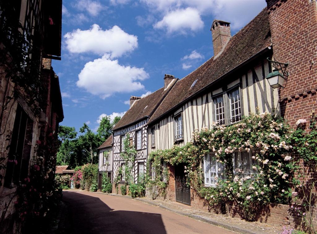Les plus beaux villages de France  - Page 3 Gerber10