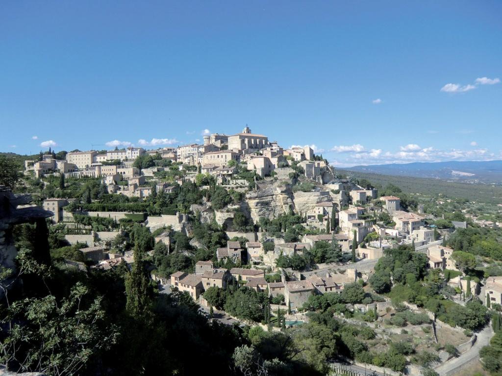 Les plus beaux villages de France  - Page 3 Gordes14