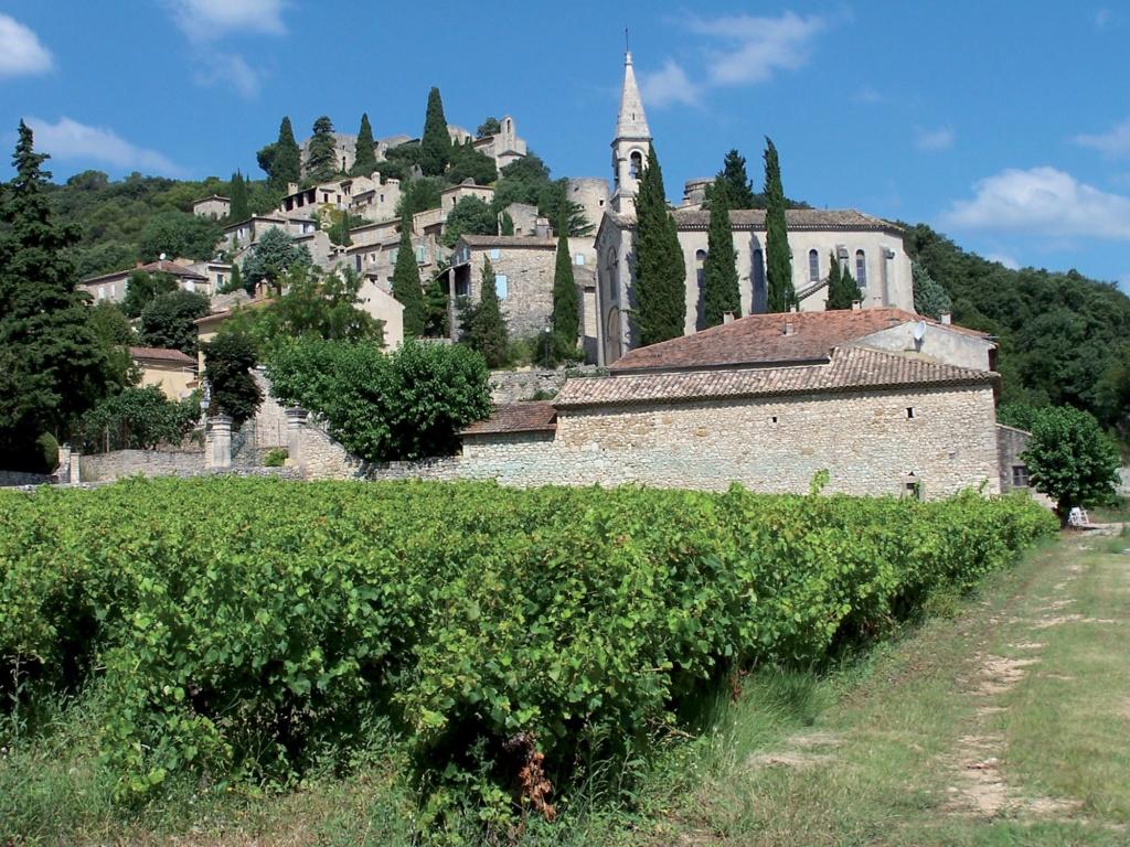 Les plus beaux villages de France  - Page 4 La-roq16