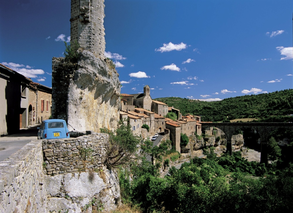 Les plus beaux villages de France  - Page 4 Minerv11