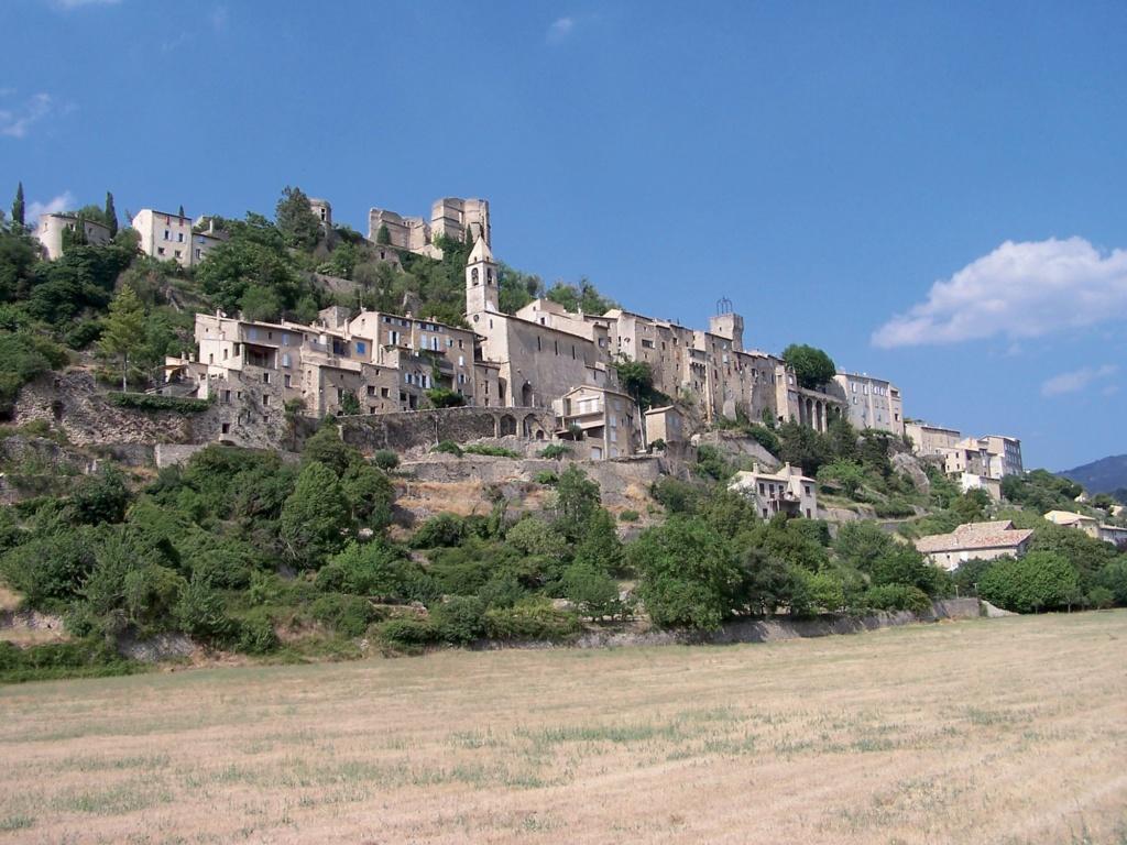Les plus beaux villages de France  - Page 5 Montbr11