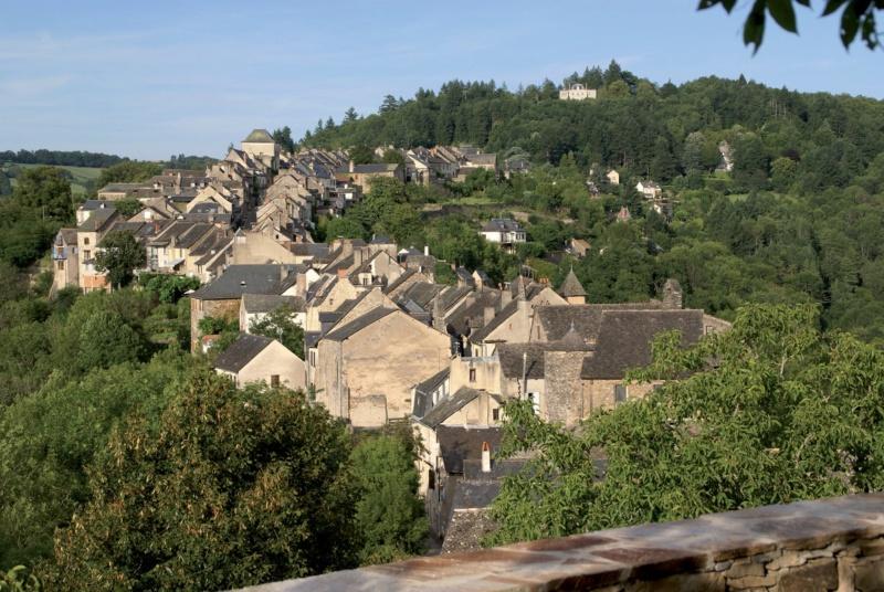 Les plus beaux villages de France  - Page 5 Najac-11
