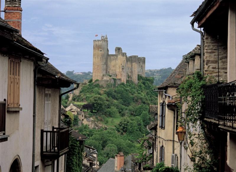 Les plus beaux villages de France  - Page 5 Najac-12